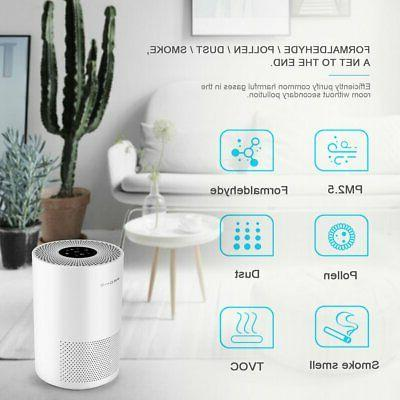 Large Room Air Cleaner Odor Home Office
