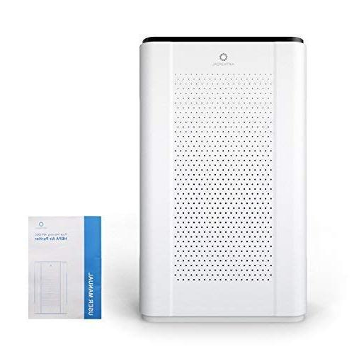 Airthereal Pure Purifier with 7-in-1 HEPA Filter Air Odor Rooms, Pets, and ETL Certified,152+ CFM, sf,