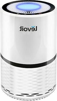 Levoit - 129 Sq. Ft Personal Air Purifier - White