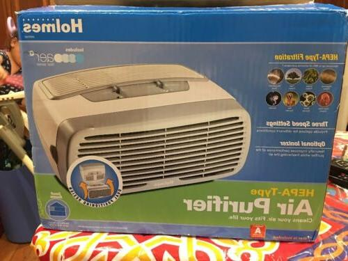 Holmes 3 Speed Air Purifier 110 Capacity HAP242
