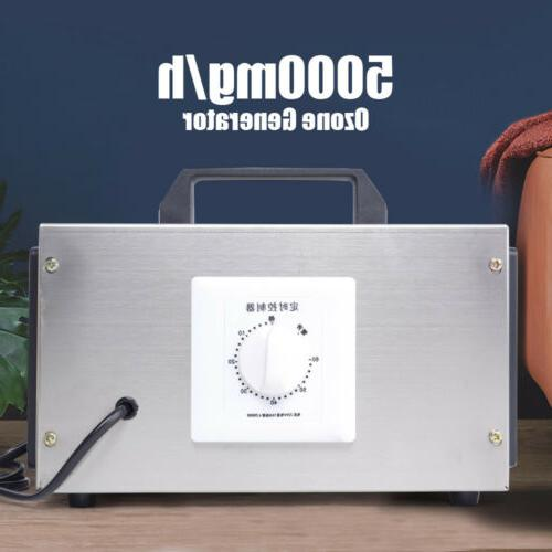 5000mg h commercial industrial ozone generator pro