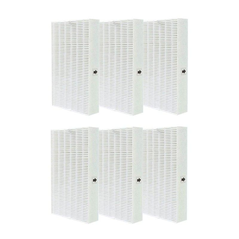 6 pcs hepa filters replacement for font