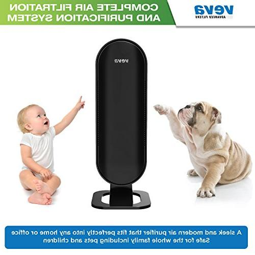 VEVA Elite Series Purifier Air Black
