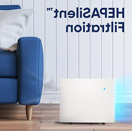 Blueair M Purifier, Professional High Workspace, White