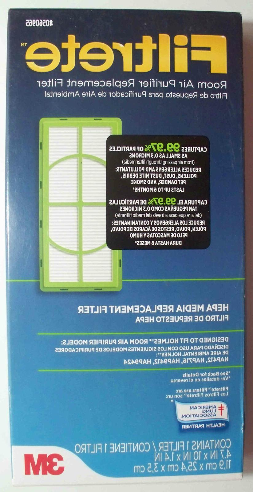 Filtrete #0560965 Room Air Purifier Replacement Filter