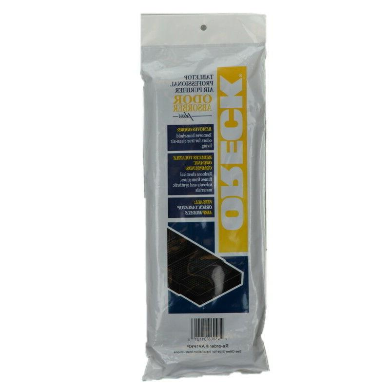 Oreck Odor Absorber Plus Filter for Pro Shield Tabletop Air