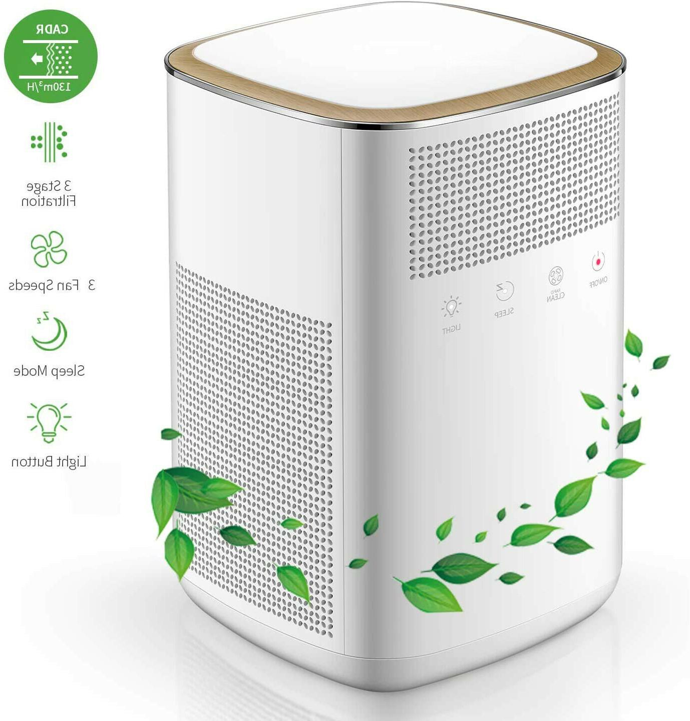 air purifier 4 in 1 hepa mini