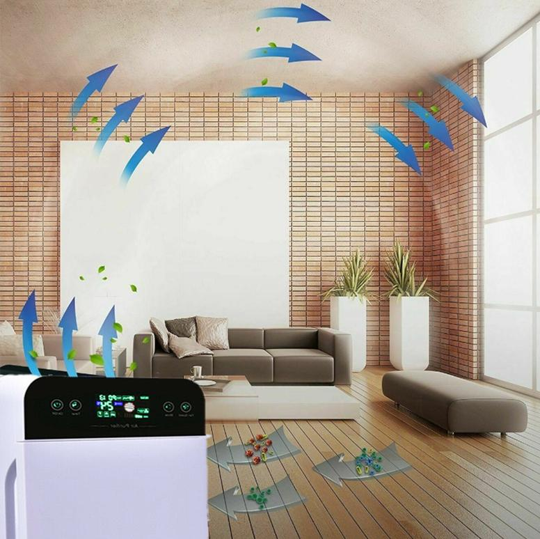 Air for Home Room HEPA Particle Filter Cleaner US