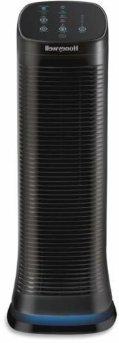 Air Purifier Cleaner Smoke Odor Reducer Large Room Washable