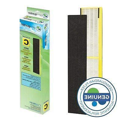 genuine hepa replacement filter c air purifiers