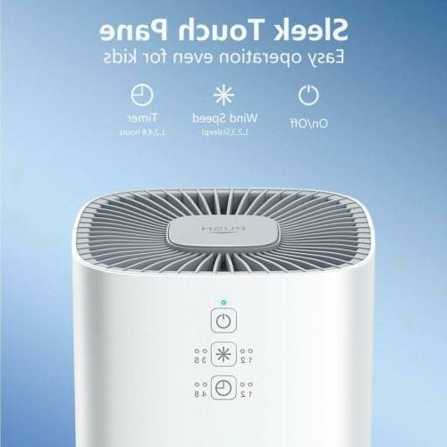 Home HEPA Filter, Ultra Quiet White