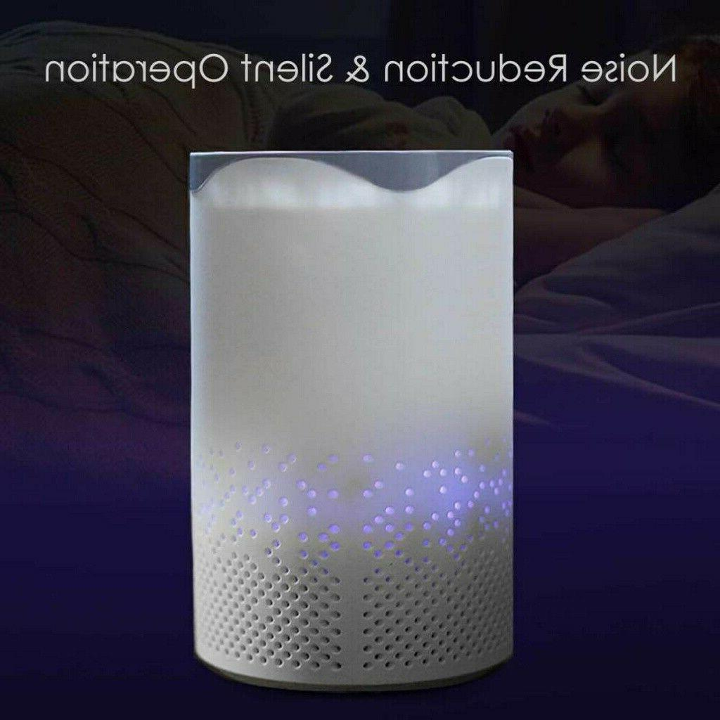 Air Purifier Filter Home Room Cleaner Remover