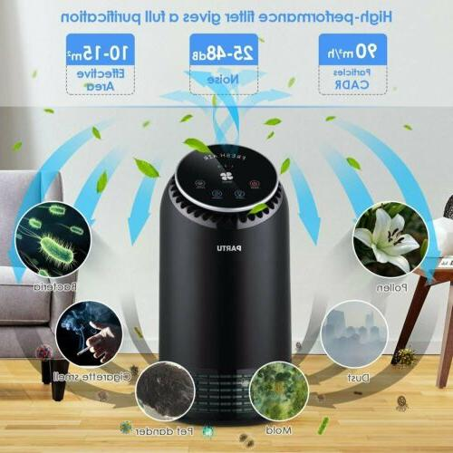 PARTU Air Purifier Filter with Air for