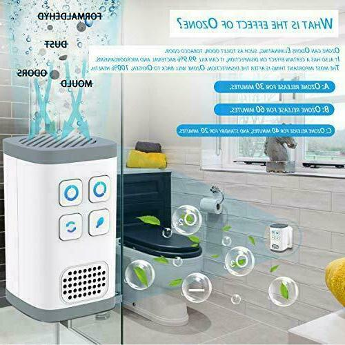 Air Purifier Generator 4IN1 Disinfection, Air