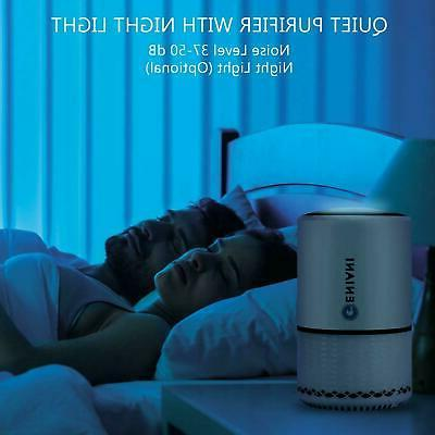 Air Purifier with HEPA - Cleaner for Allergies