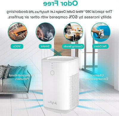 Air Purifier Home Table Cleaner Eater Indoor Remover