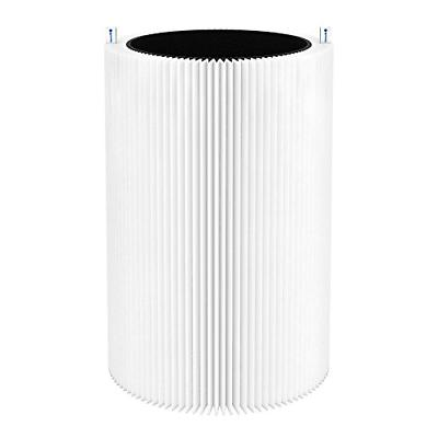 blue pure 411 replacement filter particle