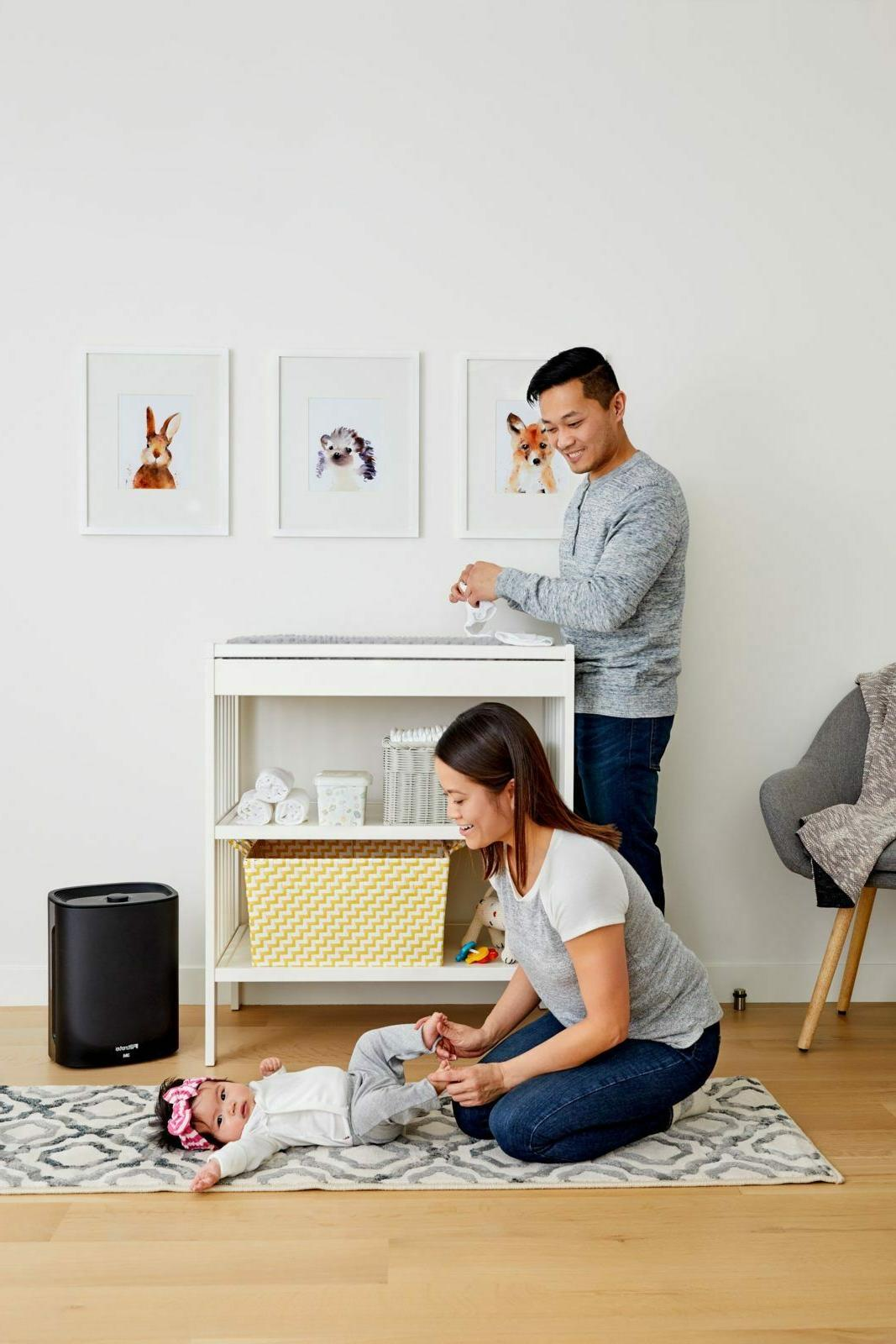 Filtrete by 3M Air Console SQ coverage HEPA-Type