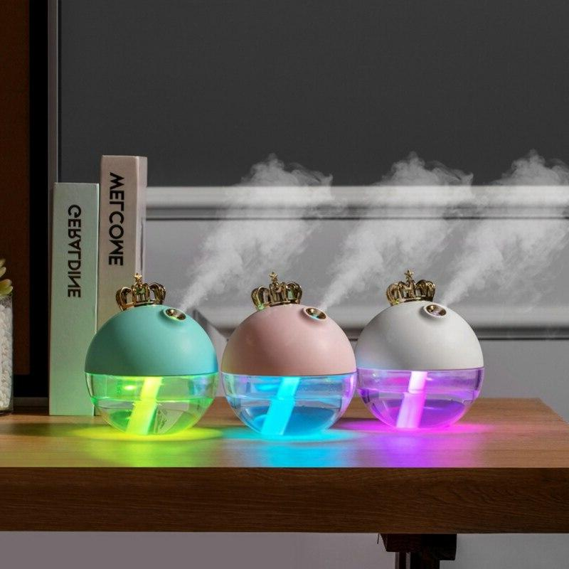Cute Humidifier For Bedroom Personal Desk Humidifiers Night