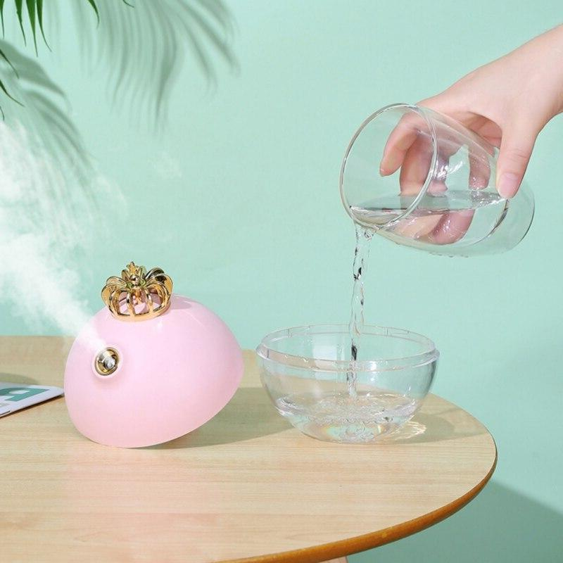 Cute Crown <font><b>Air</b></font> Diffuser For Personal Night