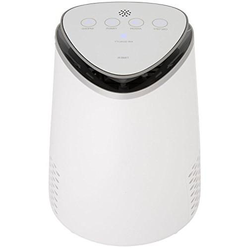 SilverOnyx 3 in Air Purifier Home with Filter, Best Allergies and Dust, Mold, Air