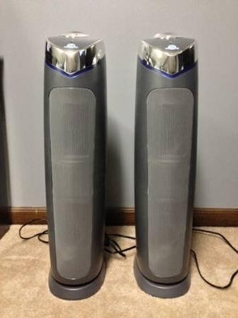 """Germ Guardian AC5000E 3-in-1 28"""" Air Cleaning System"""