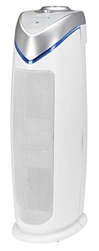 GermGuardian AC4825 3-in-1 Full Room True Sanitizer, Home Air Traps Mold, Dust, Dander, Germ Guardian