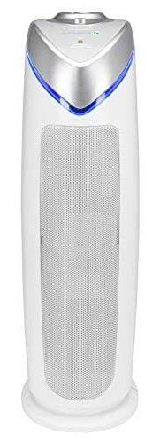 GermGuardian AC4825 Full Room True HEPA Filter, Sanitizer, Home Cleaner Traps Mold, Pet Dander, Yr Germ Guardian