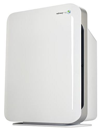 GermGuardian AC5900WCA 3-in-1 Large Room Purifier, Filter, UVC to Home Cleaner Traps Dust, Germs, Warranty