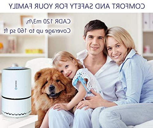 GENIANI Purifier with for and Odor Eliminator for Optional Night