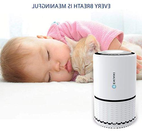 GENIANI Home with for Allergies Pets/Smoke/Mold/Germs and Eliminator and for with Optional 2 Warranty