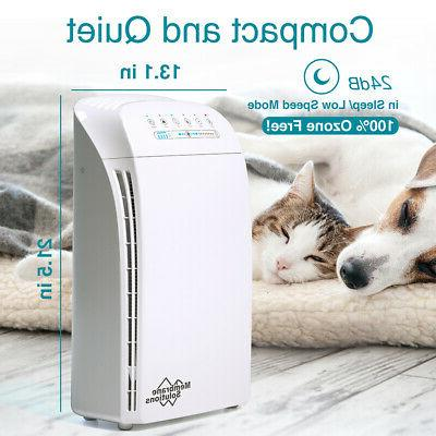 Home HEPA Air Cleaner for Pet Dust