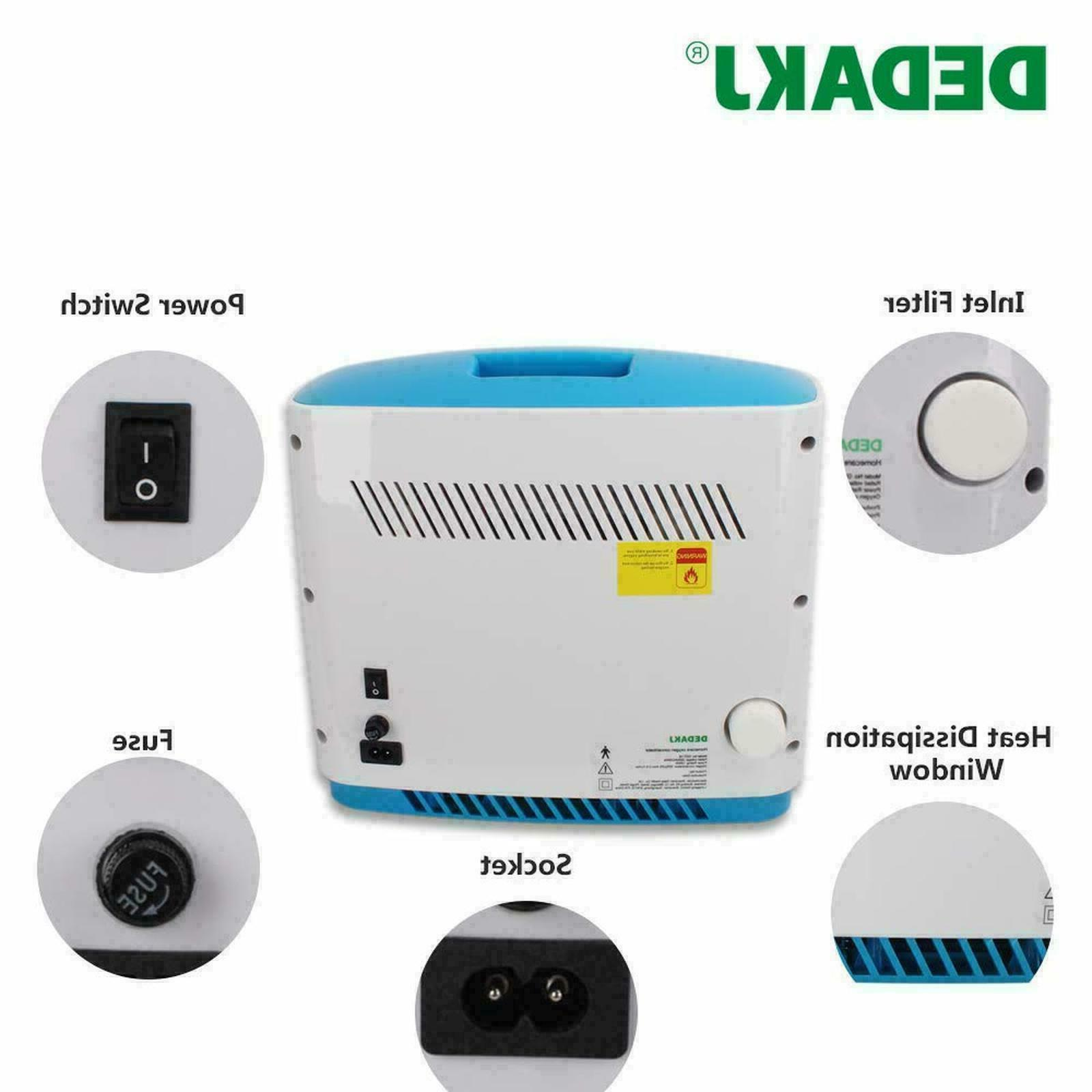 Home Medical Use Generator O^x-y Concentrator Air Purifier