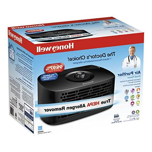 Honeywell Purifier, Black