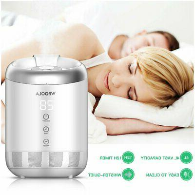 Large Room Humidifier Mist 4L