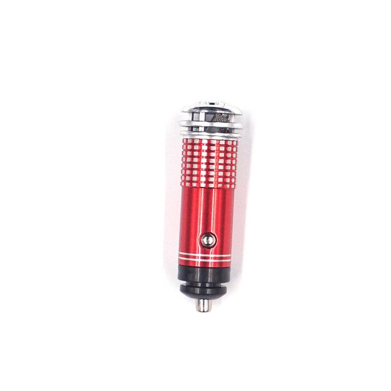 Mini Car <font><b>Air</b></font> <font><b>Purifier</b></font> 12V Mini Car Fresh <font><b>Purifier</b></font> Bar Ionizer Freshener