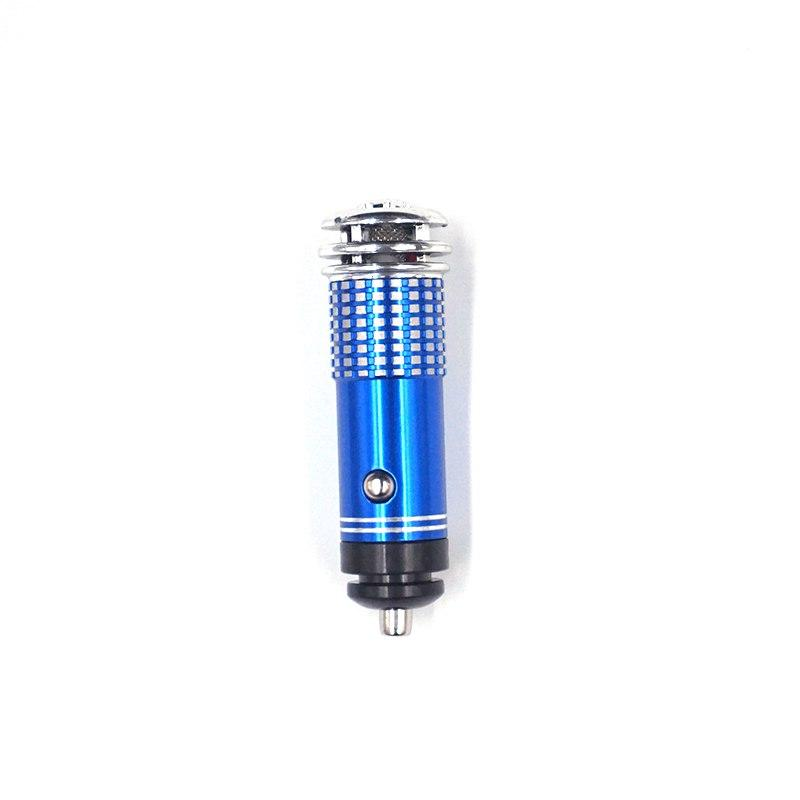 Mini <font><b>Air</b></font> 12V Auto Car Fresh Ionic <font><b>Purifier</b></font> Oxygen Bar Ozone Ionizer Freshener