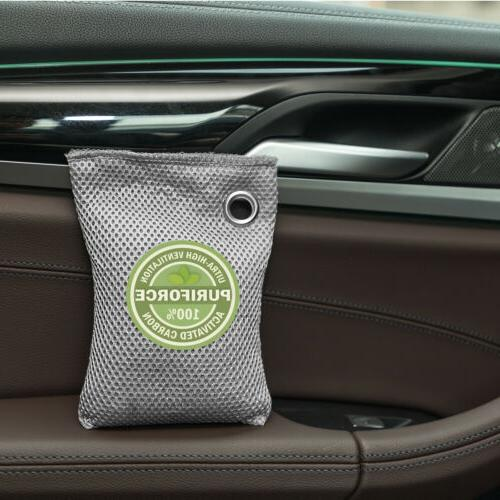 Nature Purifier Bag Style Charcoal Purifying Mold Odor