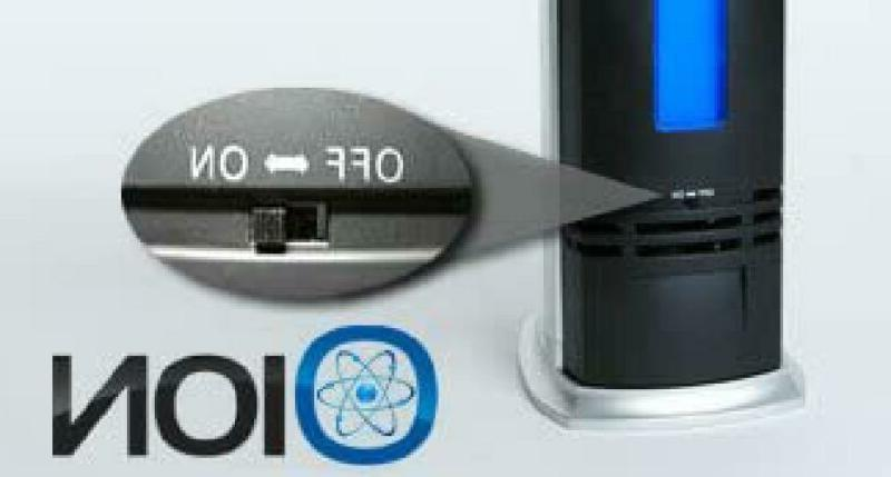 OION Filter Ionic Air Purifier Pro Ionizer UV