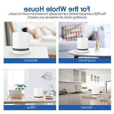 Air Purifier with HEPA Filter Air Indoor Home Allergies