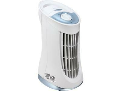 quietclean compact tower air purifier with washable