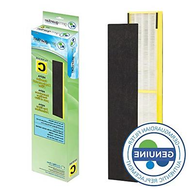 Guardian Technologies GENUINE HEPA Replacement Filter C for Air Purifiers