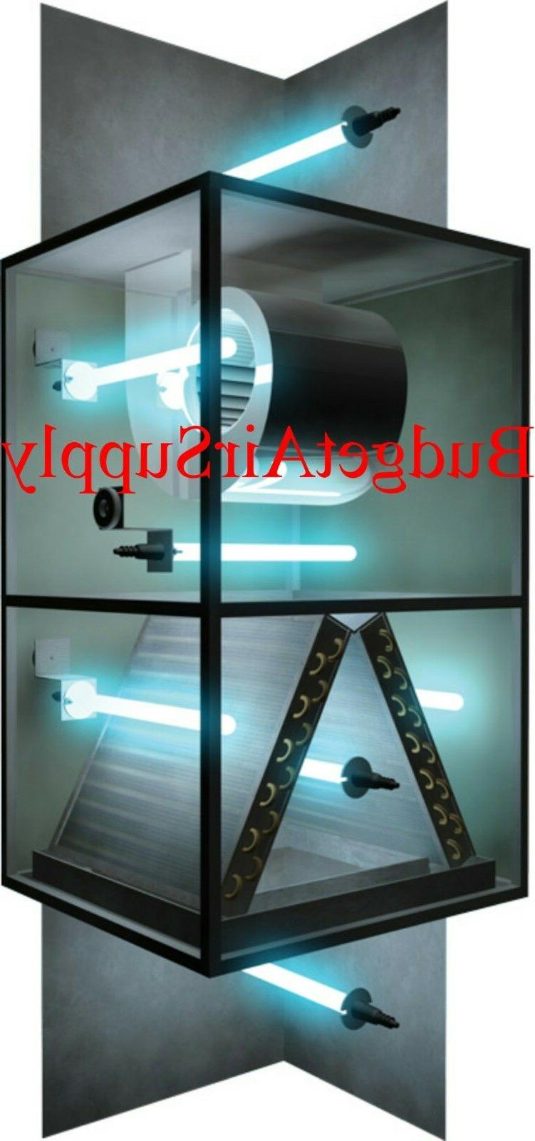 UV LIGHT Kit Purifier HVAC 120 for Air Conditioner Whole House