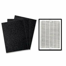 LEVOIT LV-H126 Air Purifier Replacement Filter, True HEPA an