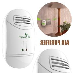 110V Home Ozone Air Purifier Cleaner Negative Ionizer Diffus