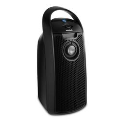 Holmes Mini Tower HEPA Air Purifier with Visipure Filter Vie