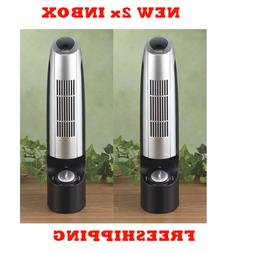*NEW* 2 PCS Mini Ionic Whisper Home Air Purifier Ionizer Pro