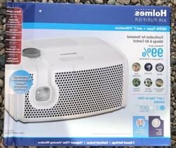 New Holmes HEPA-Type aer1 Filtration Air Purifier Removes 99