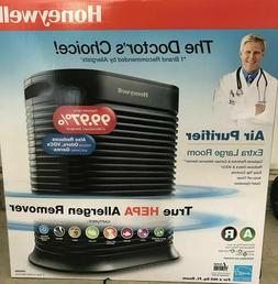 New Honeywell True HEPA Air Purifier with Allergen Remover H