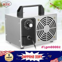 O3 Ozone Generator Commercial Industrial Air Purifier Ionize